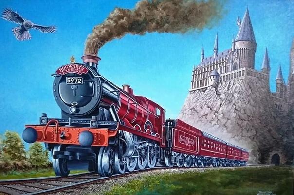 Фанаты Гарри Поттера теперь смогут путешествовать по Шотландии в настоящем Хогвартс Экспрессе!