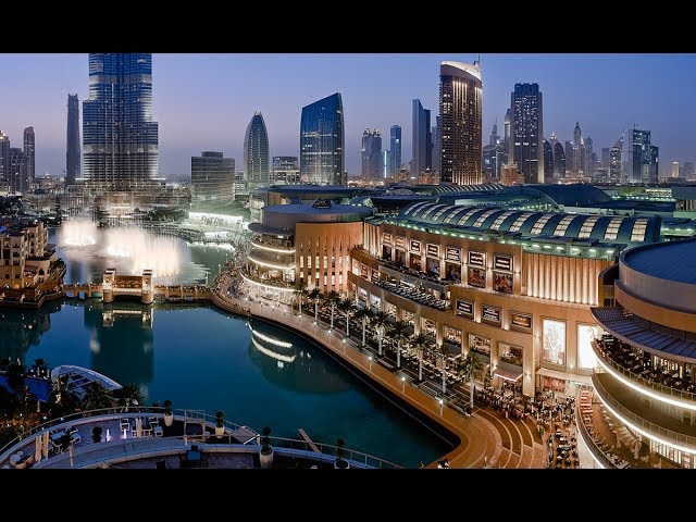 Dubai Mall. Топик на английском